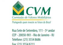 Boletim de Proteção do Consumidor/Investidor CVM/Senacon